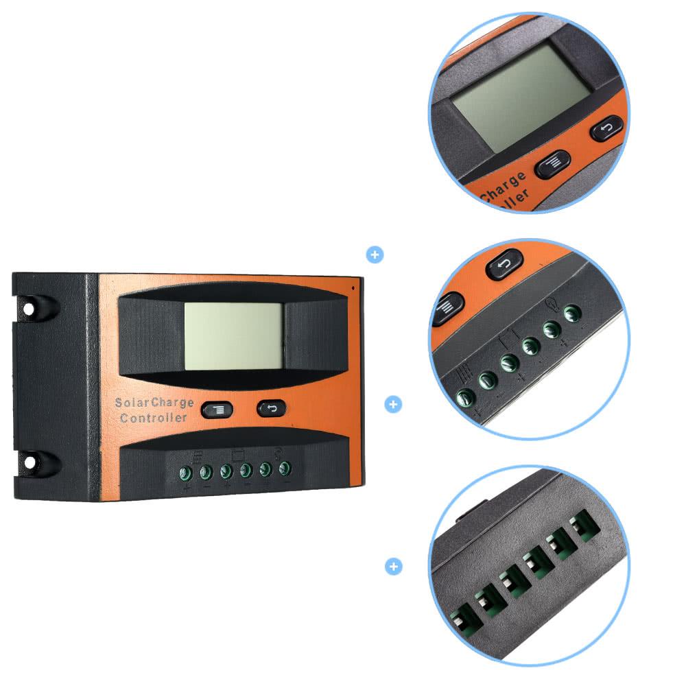 autumn solar controller user manual