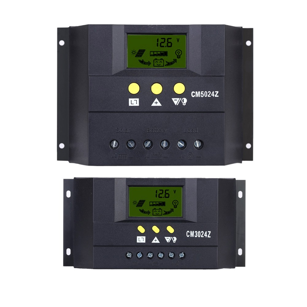 docooler solar charge controller user manual