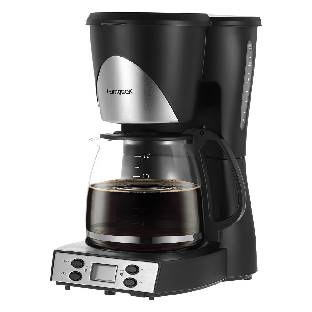 Homgeek High End 1 5l Coffee Maker 12