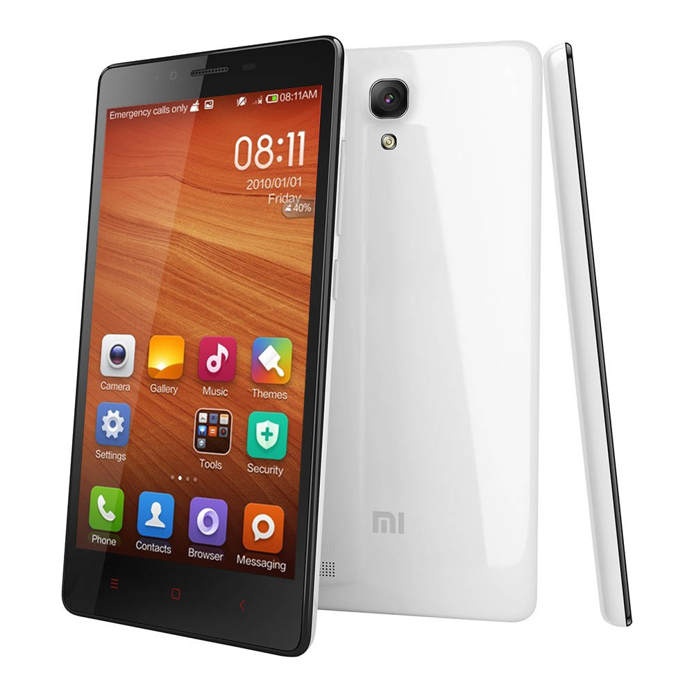 Xiaomi Redmi Note 4G Smart Phone Android MIUI 6 Quad Core 5.5quot; IPS