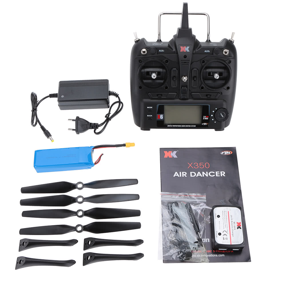 XK Stunt Quadcopter