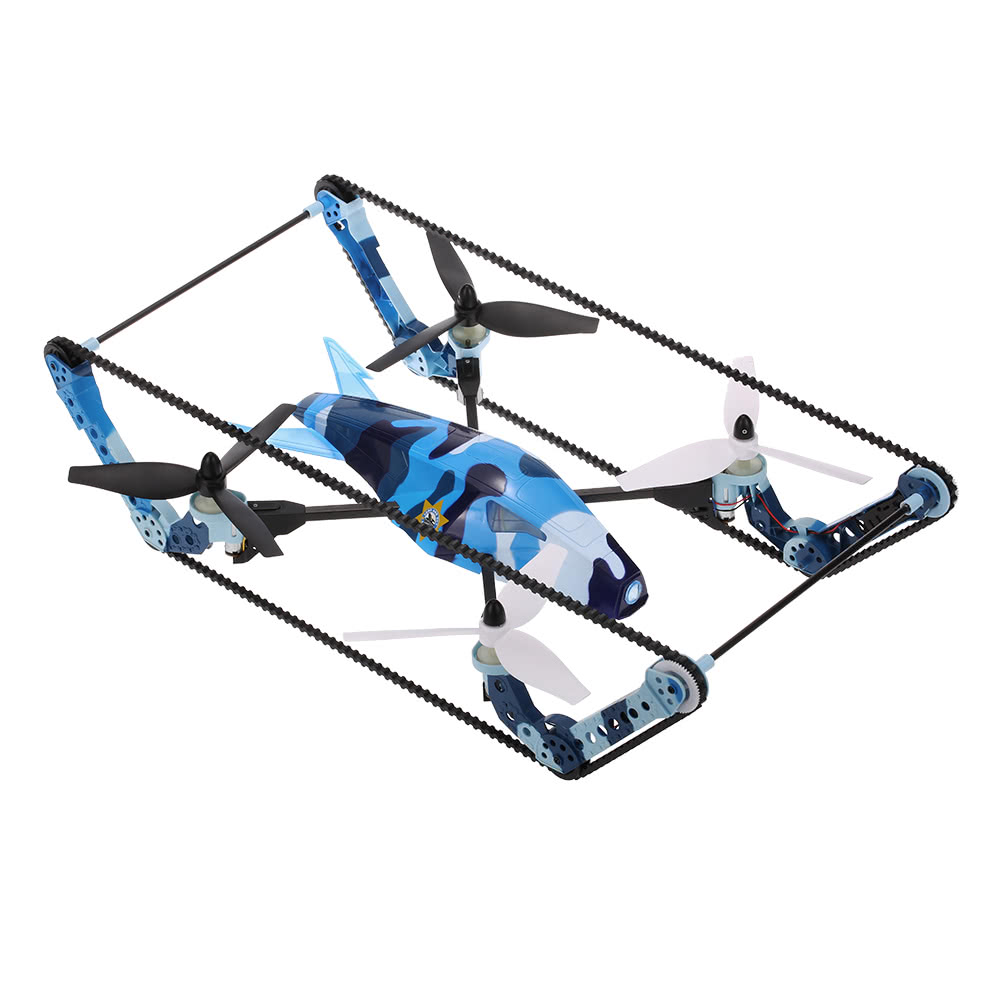 $6 OFF WLtoys Q919B RC Tank Quadcopter  $63.99