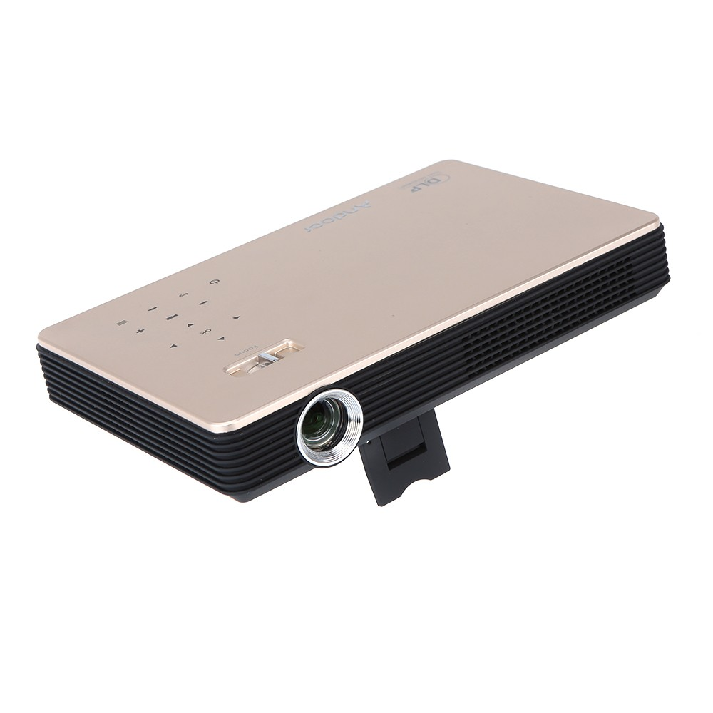 High quality andoer m1 portable full hd 1080p 1000 lumens for Highest lumen pocket projector