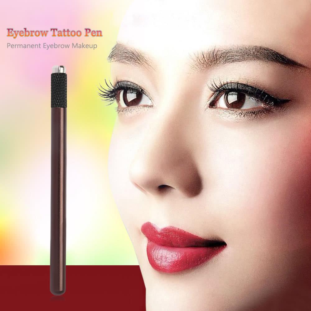 Permanent manual eyebrow makeup pen end 6 20 2018 1 15 pm for Eyebrow tattoo pen