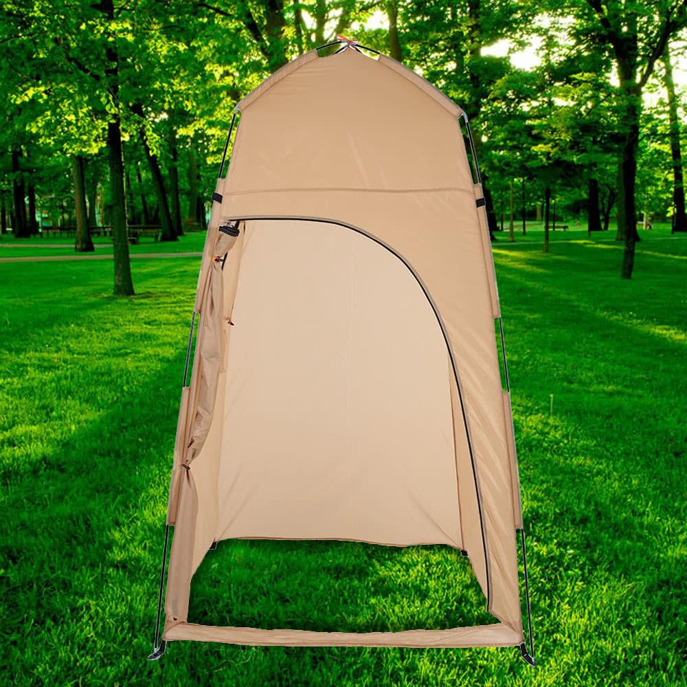 Bathroom tent