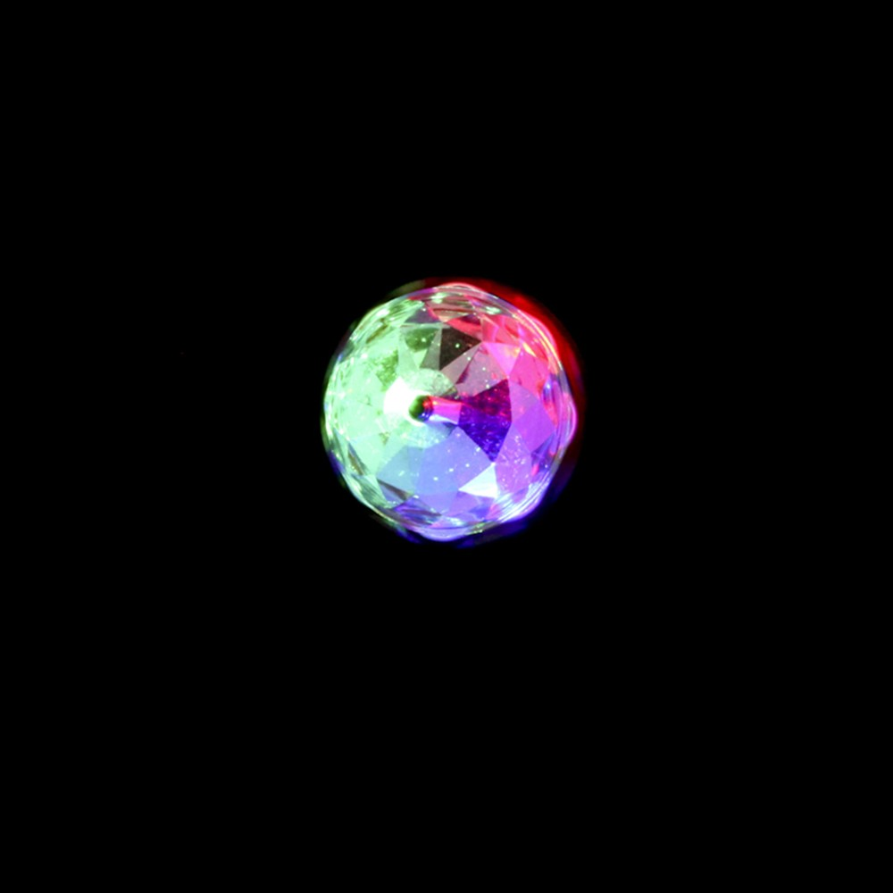 led full color rotating lamp instructions