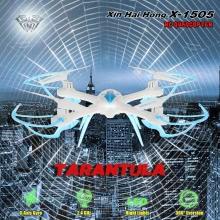 Original Xin Hai Hong Tarantula 2.4G 4CH 6 Axis Gyro RC Quadcopter UFO Drone with 3D Flips Headless Mode