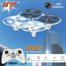 HT F803C 4CH 2.4GHz RTF 6-Axis Gyro Built-in 1.3MP Camera FPV RC Quadcopter