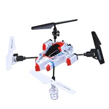 Syma X1 Spacecraft RC Helicopter 4CH 2.4Ghz 360°Eversion LCD Display Gyro