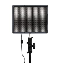 Aputure Amaran HR672C LED Video Light CRI95+ 672 Led Light Panel Brightness Temperature Adjustment with Wireless Remote Control