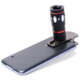 4 in 1 Optical Phone Glass Lens Fish Eye + 0.67 Wide Macro-lens +10X Lens + Clip for iPhone 6 6S 6 Plus 6S Plus iPad mini Air Samsung S6 S7 S7 edge Smartphone Tablet Durable