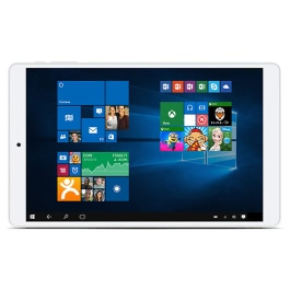 Teclast X80 Pro Tablet PC Android 5.1/Windows 10 Home Cherry Trail X5 Z8300 Quad Core 8inch IPS Screen 5.5mm Narrow Bezel 1.84GHz 16:10 2GB RAM 32GB ROM 2MP 2MP Dual Cameras 4K Video Wireless All in One HDMI