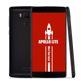Vernee Apollo Lite Smartphone 4G MTK6797 Helio X20 64-bit Deca Core 5.5 Inches 2.5D FHD 1920 * 1080 Pixels Screen Android 6.0 4GB RAM+32GB ROM 5MP+16MP Dual Cameras 4K Video 0.1S Fingerprint Unlock PUMP EXPRESS Fast Charge