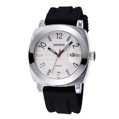 WEIQIN Auto Date Man Brand Watches Shock Waterproof Silicone Strap Military Outdoor Casual Watches Quartz WatchQuartz Watches<br>WEIQIN Auto Date Man Brand Watches Shock Waterproof Silicone Strap Military Outdoor Casual Watches Quartz Watch<br><br>Blade Length: 0.0cm