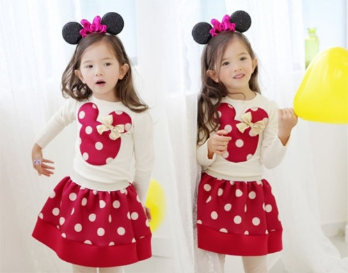 Baby Girls Long Sleeve Cute Animal Pattern Tops T-shirt and Skirt SetDresses<br>Baby Girls Long Sleeve Cute Animal Pattern Tops T-shirt and Skirt Set<br><br>Blade Length: 0.0cm