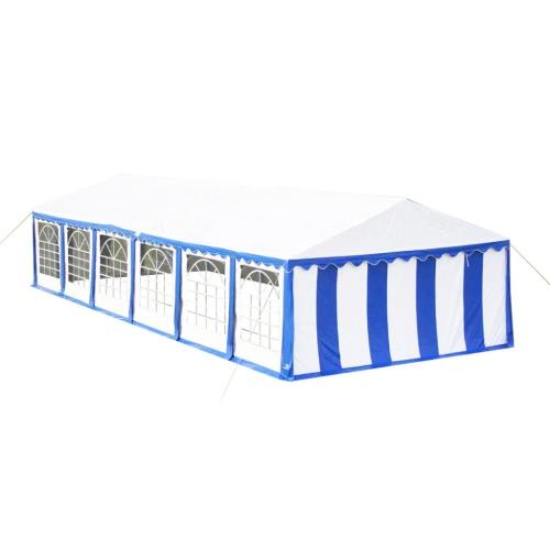 Party Tent 12 x 6 m. BlueTents<br>Party Tent 12 x 6 m. Blue<br><br>Blade Length: 1.0cm