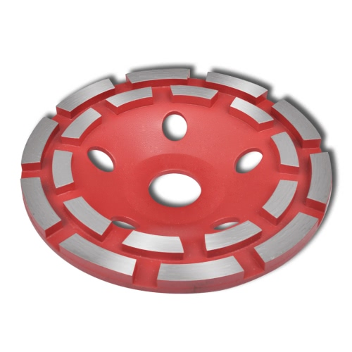 Diamond Grinding Cup Wheel Double Row 180mm