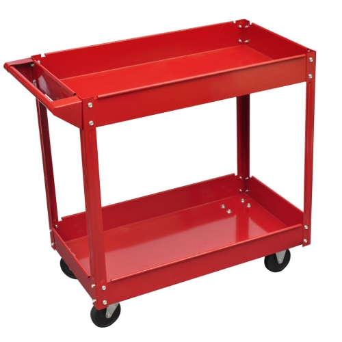 Chariot servante datelier charge 100 kg rougeOthers<br>Chariot servante datelier charge 100 kg rouge<br><br>Blade Length: 1.0cm