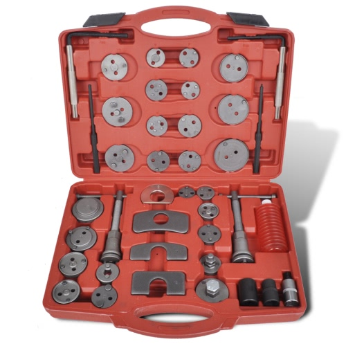 Brake Caliper Piston Wind Back Tool Kit 40 pcsOther Auto Tools &amp; Supplies<br>Brake Caliper Piston Wind Back Tool Kit 40 pcs<br><br>Blade Length: 1.0cm