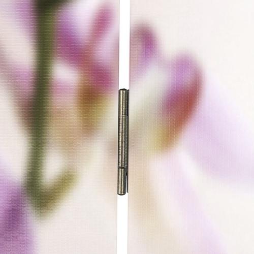 Room Divider Print 240 x 180 FlowerIndoor furniture<br>Room Divider Print 240 x 180 Flower<br><br>Blade Length: 1.0cm
