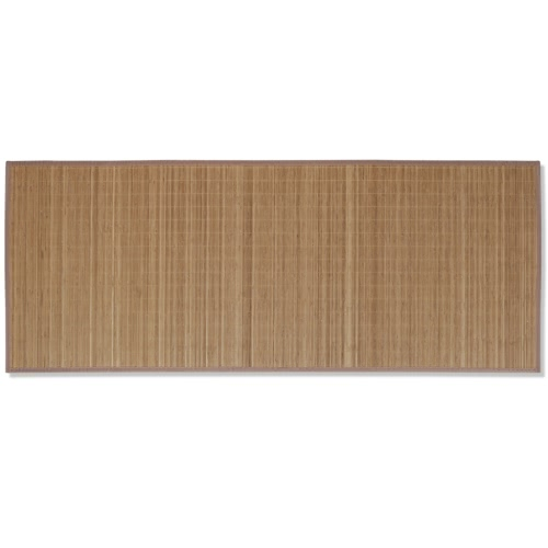 Rectangular Brown Bamboo Rug 150 x 200 cmHome Textile<br>Rectangular Brown Bamboo Rug 150 x 200 cm<br><br>Blade Length: 1.0cm