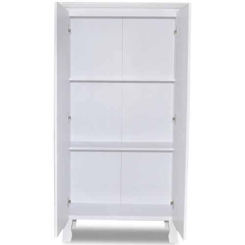 Wooden Chinese Wedding Cabinet with 3 Shelves and 2 DoorsIndoor furniture<br>Wooden Chinese Wedding Cabinet with 3 Shelves and 2 Doors<br><br>Blade Length: 1.0cm