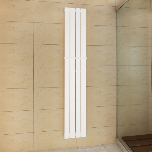 Buy Heating Panel Towel Rack 311mm White 1800mm