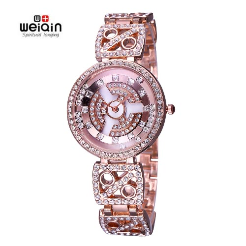 WEIQIN Women Dress Watch Rhinestone Casual Fashion Style Classic Watches High Quality Watches Women WristwatchesQuartz Watches<br>WEIQIN Women Dress Watch Rhinestone Casual Fashion Style Classic Watches High Quality Watches Women Wristwatches<br><br>Blade Length: 20.5cm