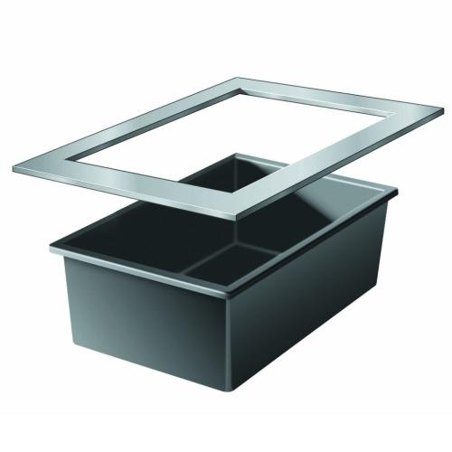 Image of Ubbink Quadra C3 Stainless Steel Pool Frame