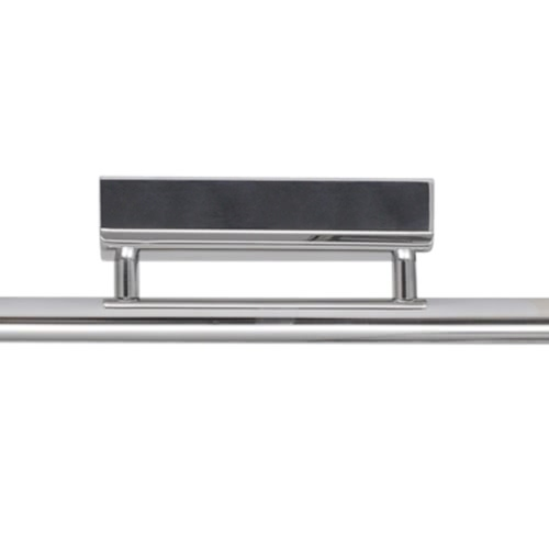 Stainless Steel LED Ceiling Light Warm White 12 W 50294UK