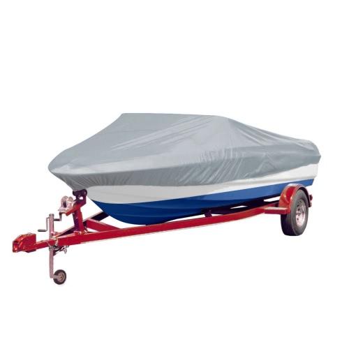 Telo copertura per barca grigio 427-488 cm / 173 cmSurfing&amp; Boating<br>Telo copertura per barca grigio 427-488 cm / 173 cm<br><br>Blade Length: 1.0cm