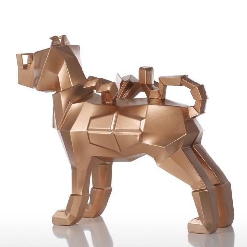 Tomfeel Glasses Dog Gold Resin Sculpture Home Decor Modern Art Figurine Animal Statue FiberglassCeramics Crafts<br>Tomfeel Glasses Dog Gold Resin Sculpture Home Decor Modern Art Figurine Animal Statue Fiberglass<br><br>Blade Length: 40.0cm