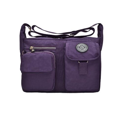 New Fashion Women Shoulder Bag Waterproof Nylon