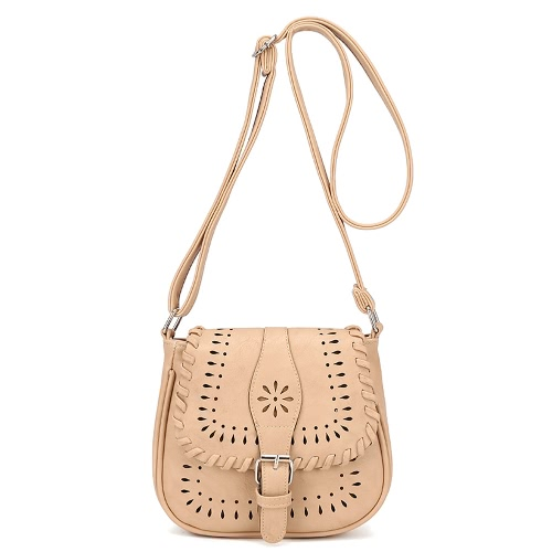 New Vintage Women Crossbody Bag Flap Magnetic