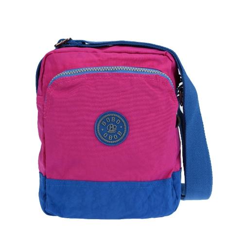 Sport Washed Nylon Women's Shoulder Bag Travel