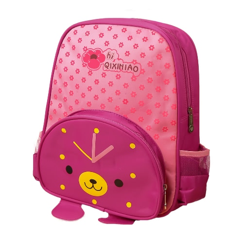 New Kids Backpack Cartoon Animal Print Adjustable Straps Zipper Closure Boys Girls SchoolbagNew Kids Backpack Cartoon Animal Print Adjustable Straps Zipper Closure Boys Girls Schoolbag<br><br>Blade Length: 35.0cm