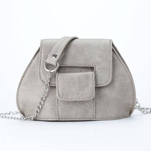 Fashion Vintage Women Crossbody Bag Magnetic Press