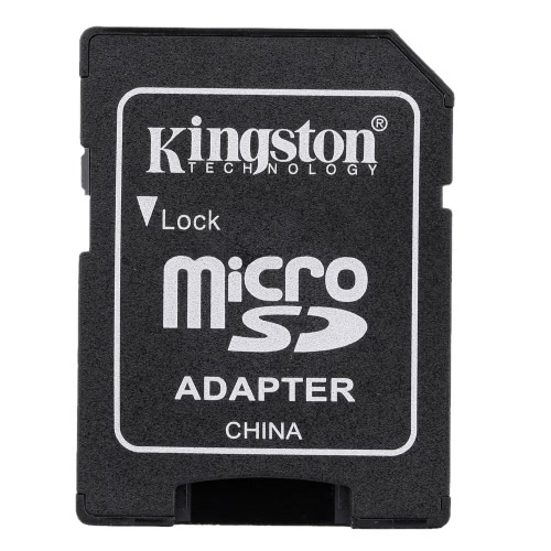Kingston TF MicroSD Flash Memory Card to Full Size SDHC Adapter Case for Cell Phone Camera C2721