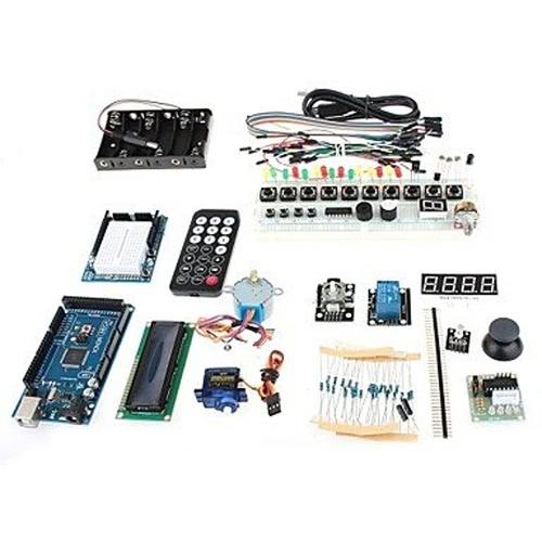 Buy TJ2560 Learning Main Development Board + Expansion Breadboard Set Arduino - Blue Black