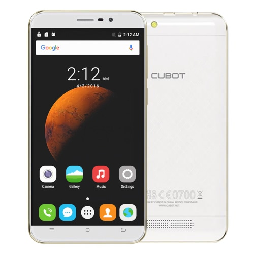 CUBOT Dinosaur 4G FDD-LTE 2.5D 5.5 HD 64bit MTK6735 3GB+16GB 5+13MP Android 6.0 4150 mAh + CUBOT Dinosaur +32GTF card+Earphone+Bobbin Winder+Wipe coth+Ring holder  Gift PackageCubot<br>CUBOT Dinosaur 4G FDD-LTE 2.5D 5.5 HD 64bit MTK6735 3GB+16GB 5+13MP Android 6.0 4150 mAh + CUBOT Dinosaur +32GTF card+Earphone+Bobbin Winder+Wipe coth+Ring holder  Gift Package<br><br>Blade Length: 19.0cm