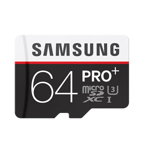 Samsung Memory 64GB PRO Plus MicroSDXC 95MB/s UHS-I (U3) Class 10 TF Flash Memory Card MB-MD64D/CB High Speed for Phone Tablet CemaraGraphics Cards<br>Samsung Memory 64GB PRO Plus MicroSDXC 95MB/s UHS-I (U3) Class 10 TF Flash Memory Card MB-MD64D/CB High Speed for Phone Tablet Cemara<br><br>Blade Length: 13.8cm