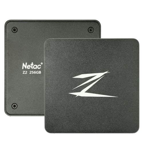 Netac Z2 256GB Portable SSD External Solid State Drive SuperSpeed USB 3.0 Cache 256MB C2994B-256