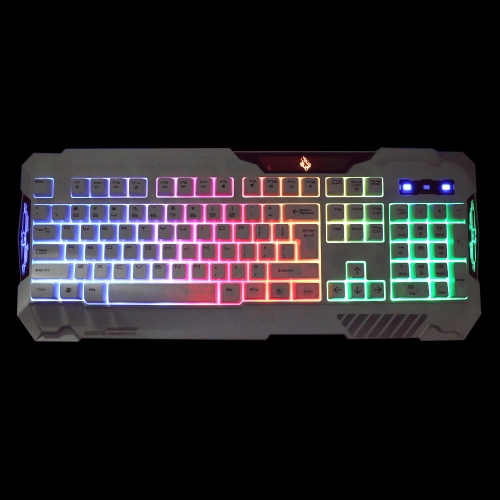 USB Wired 26 Keys Anti-ghosting with LED Backlit Gaming Keyboard for PCKeyboard<br>USB Wired 26 Keys Anti-ghosting with LED Backlit Gaming Keyboard for PC<br><br>Blade Length: 59.0cm