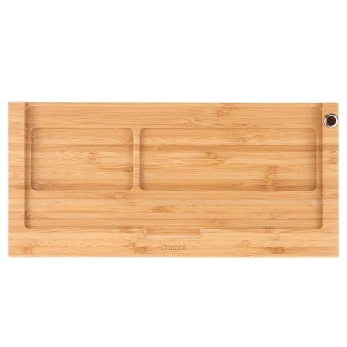 SAMDI Bamboo Wireless Keyboard Stand Dock Holder Stents for Apple iMac Magic Keyboard Wood CraftSAMDI Bamboo Wireless Keyboard Stand Dock Holder Stents for Apple iMac Magic Keyboard Wood Craft<br><br>Blade Length: 32.0cm