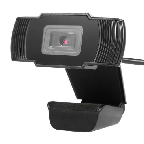 Buy USB2.0 Clip-on Webcam Web Camera HD 12 Megapixels MIC Computer PC Laptop