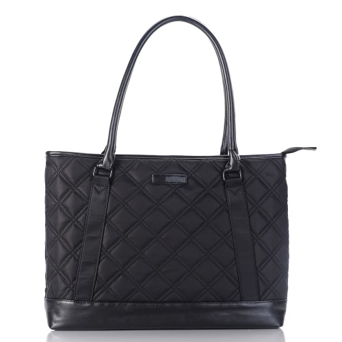 15.6 Inch Womens Water Resistant Laptop Shoulder Bag Shockproof Handbag PC Computer Tote Travel Business Work Carrying Briefcase for Macbook Notebook TabletLaptop Case &amp; Bag<br>15.6 Inch Womens Water Resistant Laptop Shoulder Bag Shockproof Handbag PC Computer Tote Travel Business Work Carrying Briefcase for Macbook Notebook Tablet<br><br>Blade Length: 42.0cm