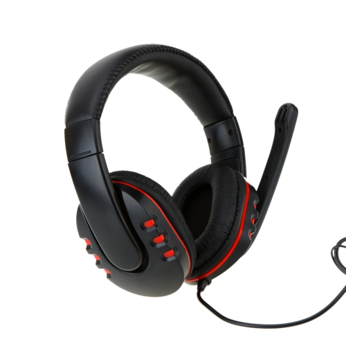 Professional Gaming Game Hifi Stereo Headphone Headset Earphone with Microphone 2.5mm Plug & USB for PS3 PS4 XBOX 360 PC Computer Laptop Notebook C2179