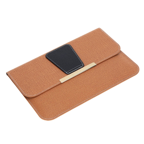 "WOKA PU Leather Magnetic Flap Sleeve Case Carry Bag Briefcase for iPad Air 2/9.7"""" Laptop Tablet Notebook Table PC"" C2336CA"