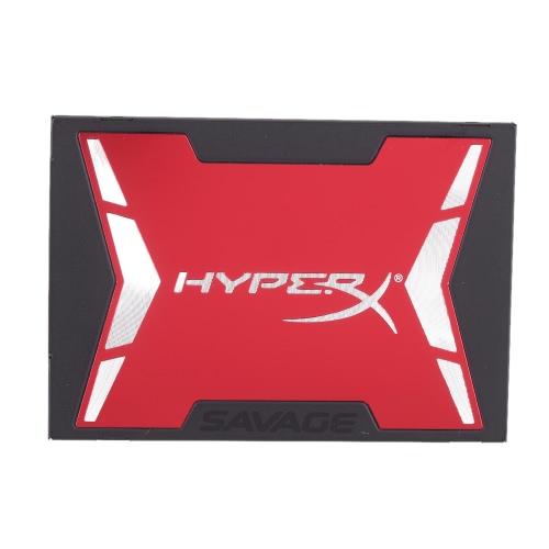 Kingston HyperX Savage 240GB 2.5 SATA III 3.0(6Gbps) Internal SSD Solid State Drive MLC High Speed Flash Memory SHSS37A/240GOther<br>Kingston HyperX Savage 240GB 2.5 SATA III 3.0(6Gbps) Internal SSD Solid State Drive MLC High Speed Flash Memory SHSS37A/240G<br><br>Blade Length: 18.0cm