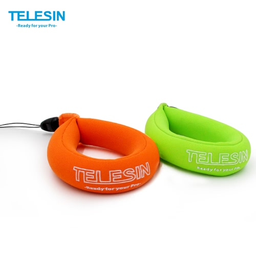 TELESIN Waterproof Camera Float Floating Straps Hand Straps (2pcs in 1 bag) for GoPro/Panasonic Lumix/Nikon COOLPIX AW110/Canon PowerShot D20/Fujifilm FinePix/Olympus Tough/Sony-Protect Your Device from SinkingTELESIN Waterproof Camera Float Floating Straps Hand Straps (2pcs in 1 bag) for GoPro/Panasonic Lumix/Nikon COOLPIX AW110/Canon PowerShot D20/Fujifilm FinePix/Olympus Tough/Sony-Protect Your Device from Sinking<br><br>Blade Length: 14.0cm